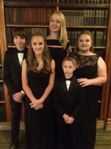 Natasche und ihre Au Pair Familie