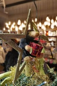 Ob der Niffler den Weihnachtsstern in Edinburgh klaut