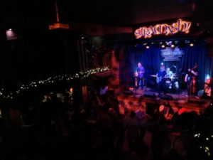 Live Musik im Stramash in Edinburgh