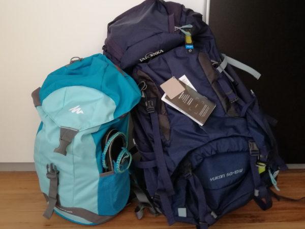 Reisetypen: Koffer oder Backpack