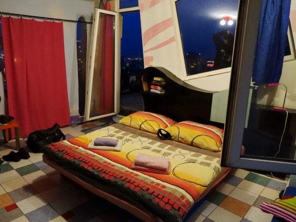 Backpacker Hostel, AirBNB oder Luxushotel