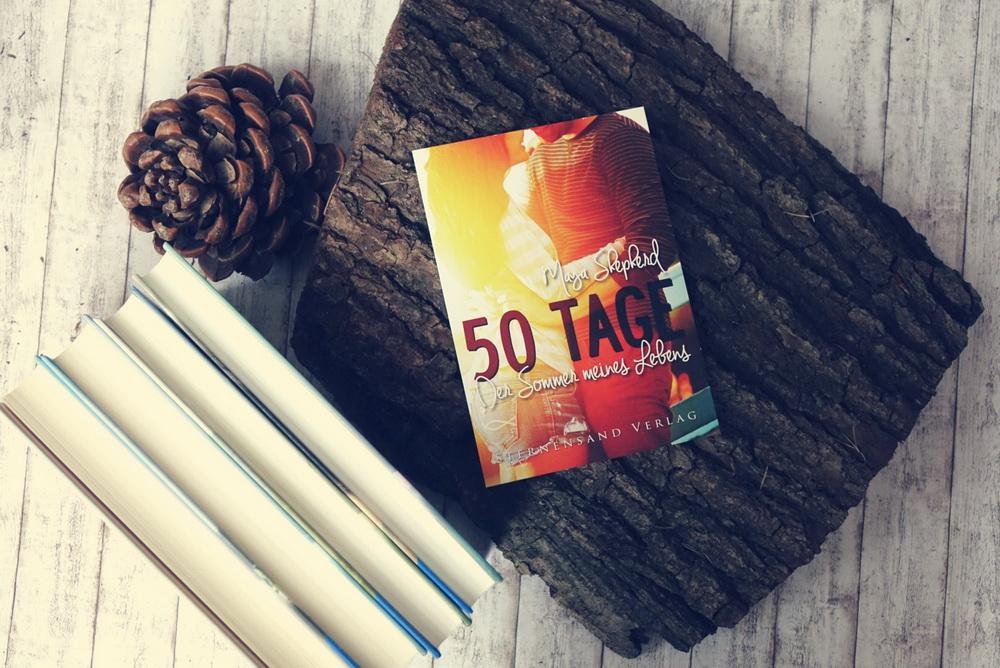 50 Tage, der Sommer meines Lebens von Maya Shepherd aus dem Sternensand Verlag
