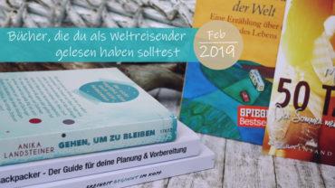 Bücher die du als Weltreisender gelesen haben solltest