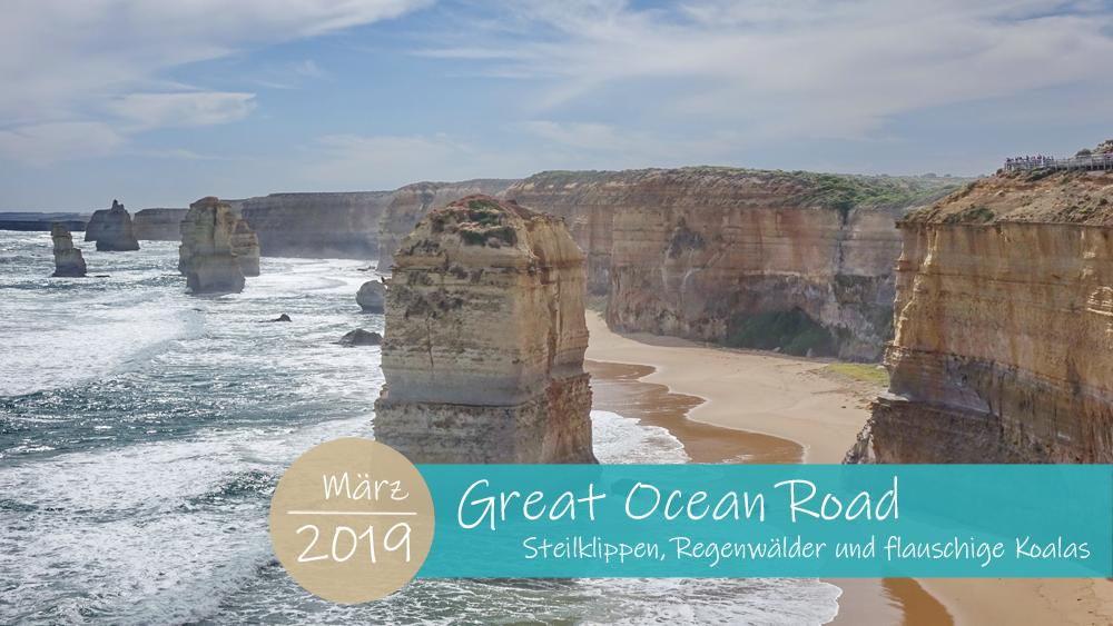Great Ocean Road Reisebericht