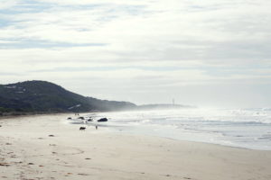 Strand am Surferparadies