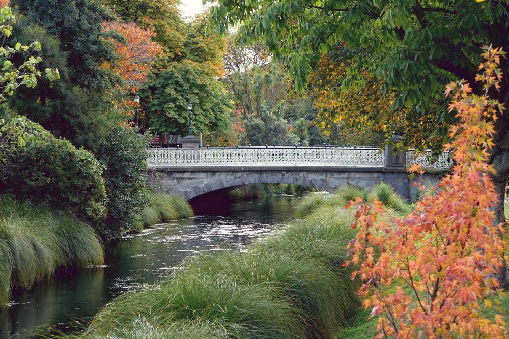 Natur in Christchurch