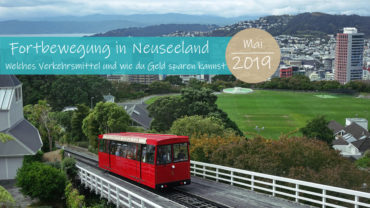 Transport in Neuseeland