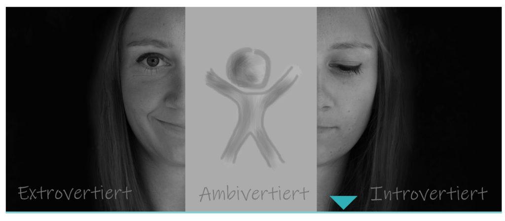 Introvertiertheit und Extrovertiertheit