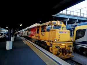 Kiwi Rail in Neuseeland