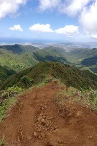 Aussicht auf Moanalua