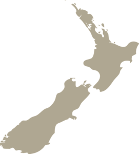 Geographie Neuseeland
