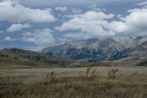 Südliche Alpen Neuseelands