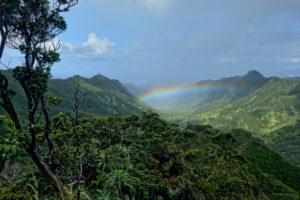 Regenbogen Oahu