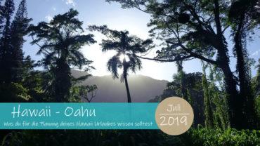 Alles was du fuer die Planung deines Hawaii Urlaubes wissen solltest