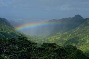Klima und beste Reisezeit Hawaii, wie oft regnet es in Hawaii