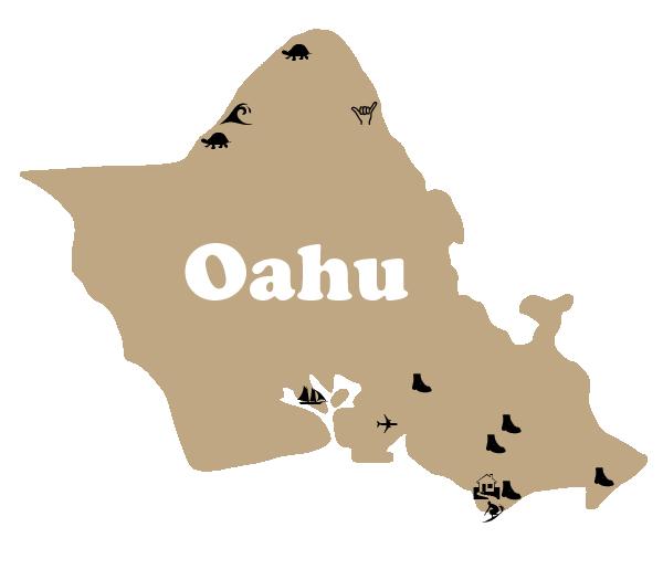 Was du in Oahu alles erleben kannst