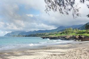 Paradiesische Strände auf Hawaii