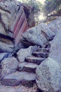 Hospital Rock Sequoia Nationalpark USA Amerika