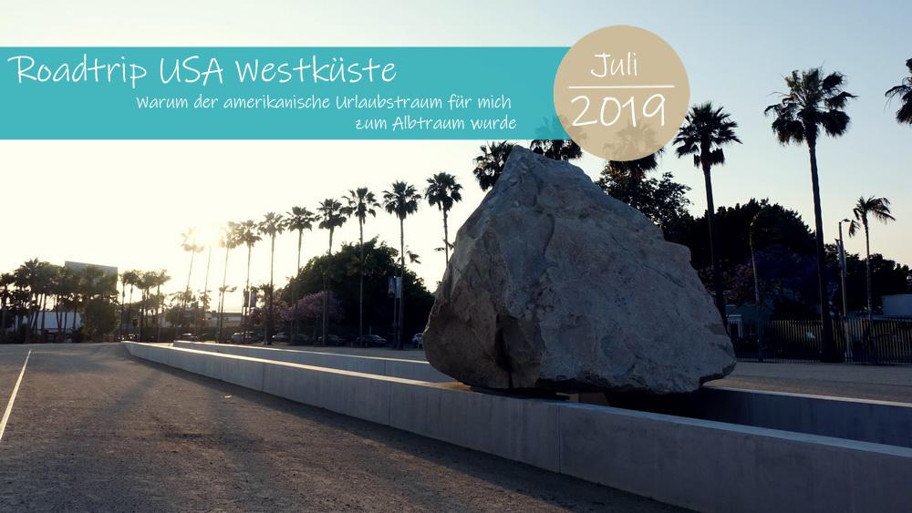 USA Westkueste Amerika Urlaub Titelbild