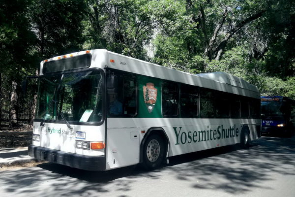 Anfahrt öffentliche Verkehrsmittel Nationalparks USA