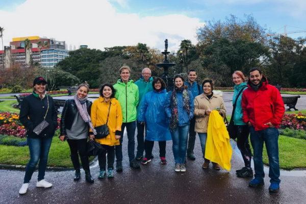 Free Walking Touren um Leute kennenzulernen