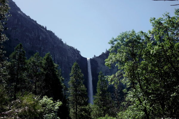 Bridalveil Falls im Yosemite Nationalpark
