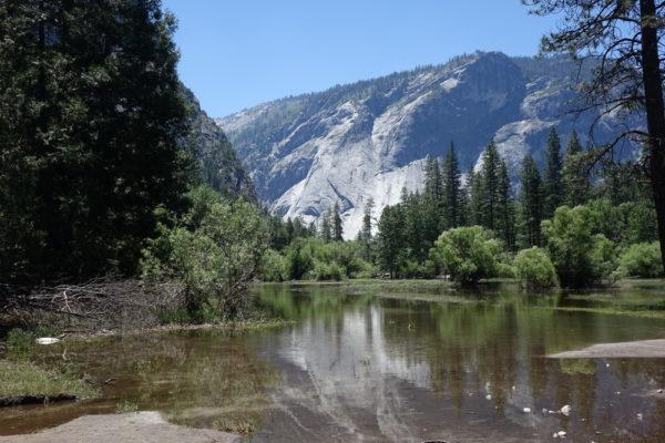 Mirror Lake im Yosemite Nationalpark