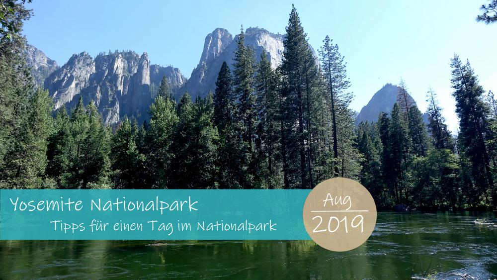 Yosemite Nationalpark Tagestrip