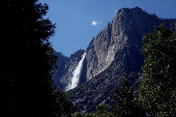 Yosemite Falls vom Yosemite Valley
