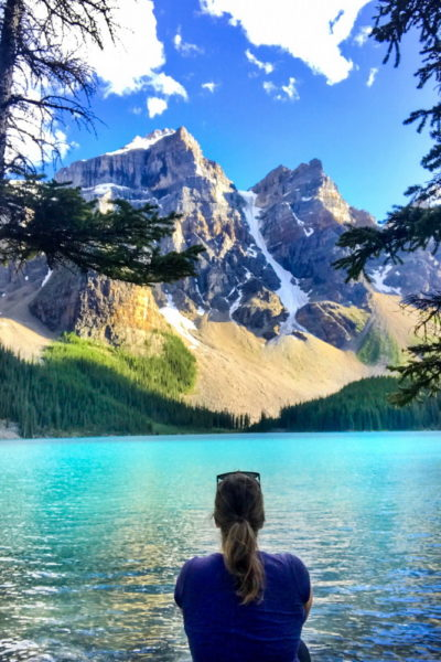 Peyto Lake, Working Holiday Visa Kanada