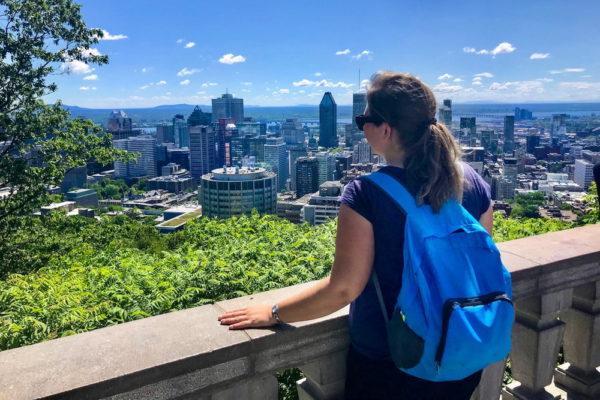 Julia in Kanada