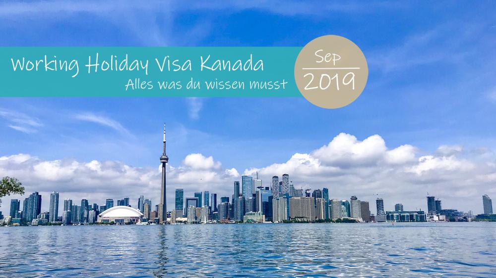 Working Holiday Visum Kanada