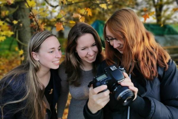 Arbeiten als Fotografin während einer Weltreise